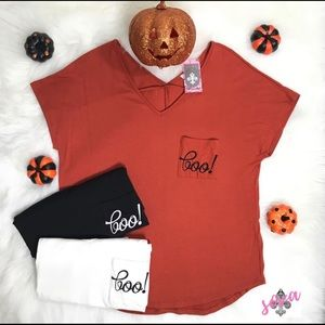 Halloween Top (BLACK)